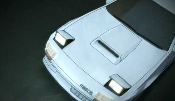Ryosuke Takahashi Initial D Mazda RX-7 FC