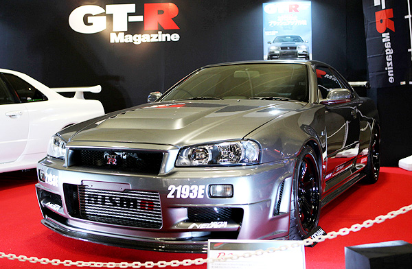 Nismo Omori R34 GT-R Clubman Race Spec
